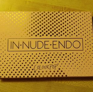 ⭐Colourpop In°Nude°Endo Highlighter Palette⭐